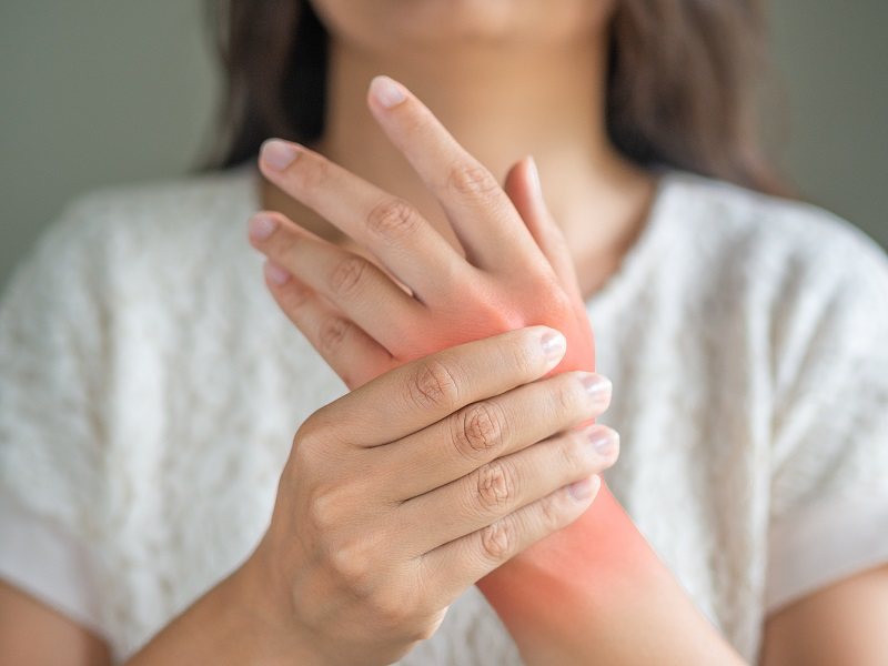 Using CBD Products to Manage Collagen-Induced Arthritis
