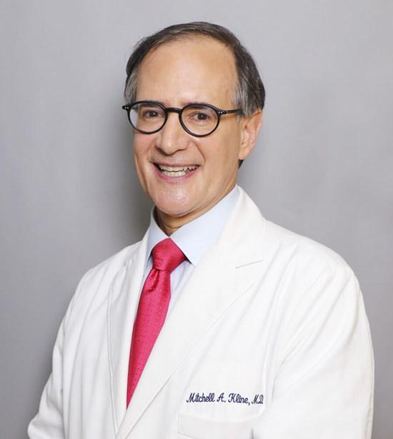DR. MITCHELL KLINE